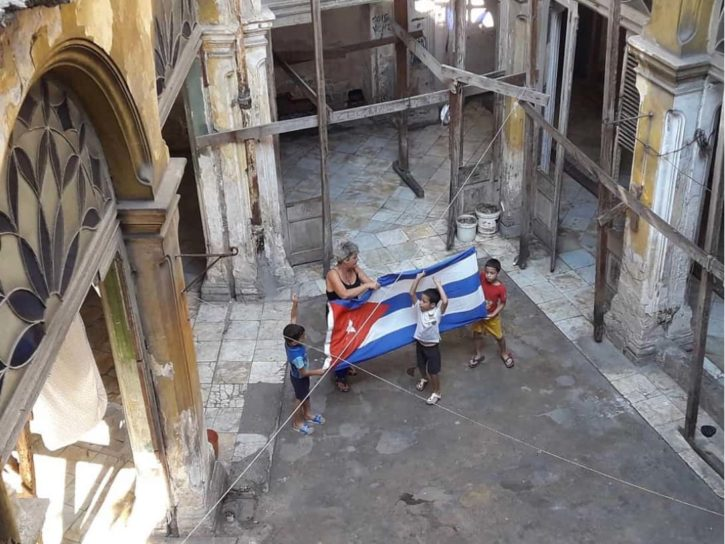 Snowden cubano, foto 1