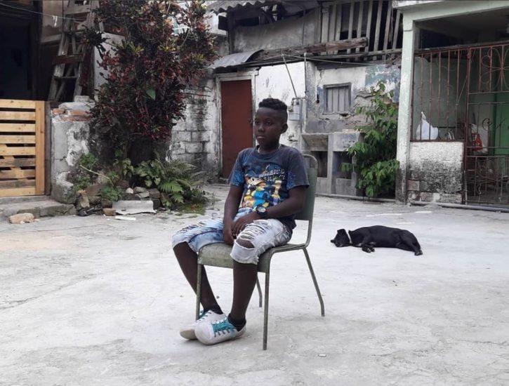 Snowden cubano, foto 2