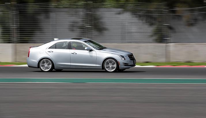 Cadillac int3
