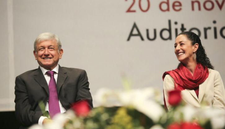 Claudia Sheinbaum Jefa de Gobierno, int1