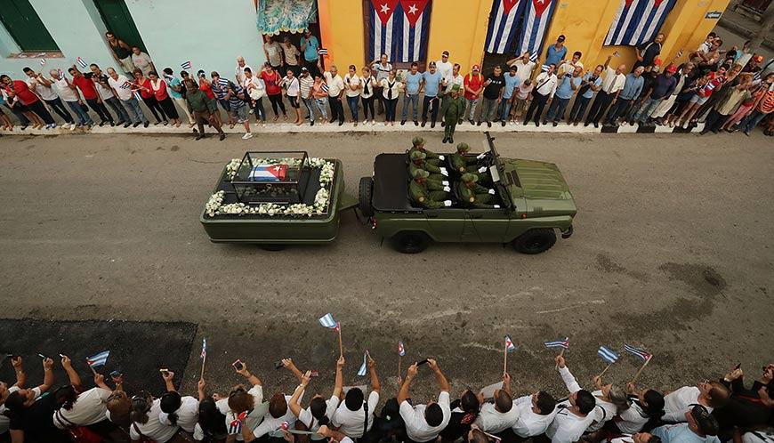 Muerte Fidel Castro, destacada