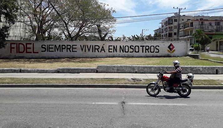 Muerte Fidel Castro, int1