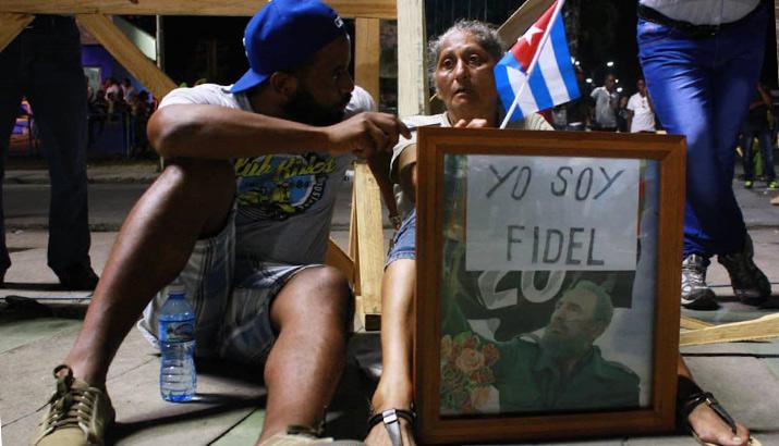 Muerte Fidel Castro, int5