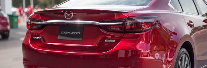 Mazda 6, portada