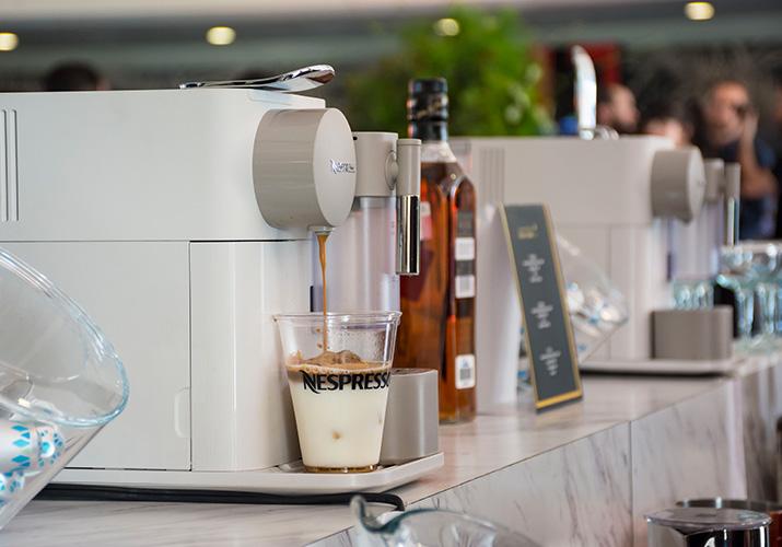 Nespresso café frío, int2