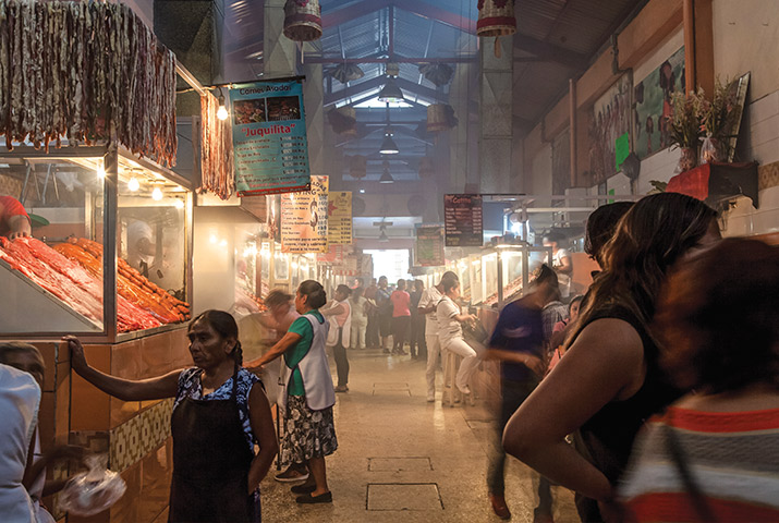 Oaxaca gastronomía, int4