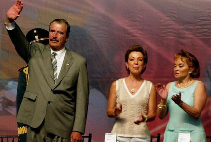 Elba Esther Gordillo libre, int3
