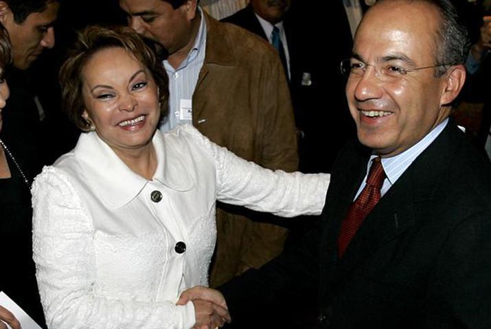 Elba Esther Gordillo libre, int4