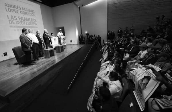 A cuatro años de Ayotzinapa, int1