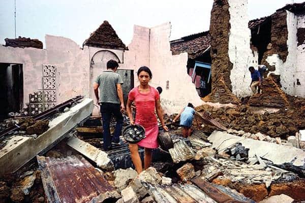 guerrilla sandinista, foto 1
