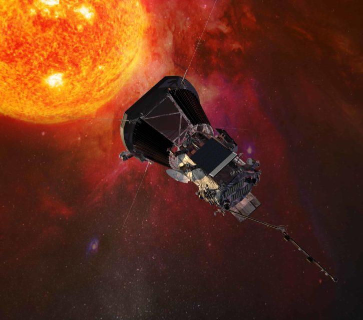 Sonda Solar Parker, int2