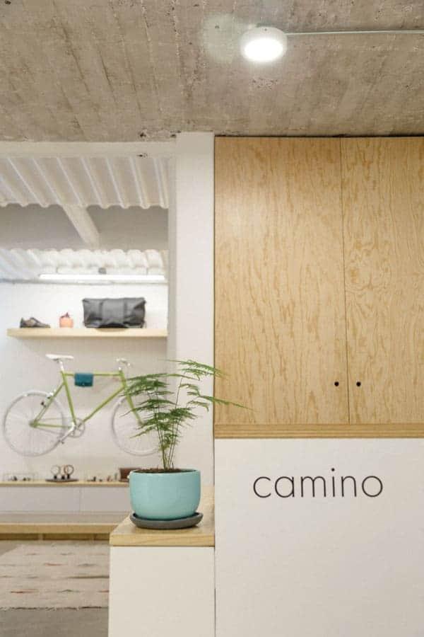 Camino concept store, int1