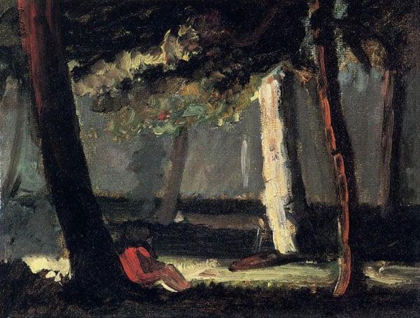 Paul Cézanne, int1