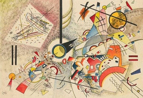Wassily Kandinsky, 1
