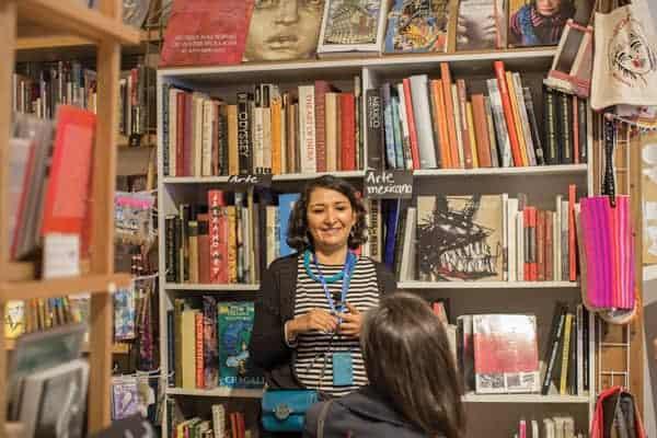 Librerías en la Roma, int3