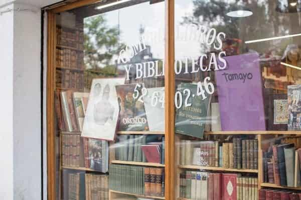 Librerías en la Roma, int1