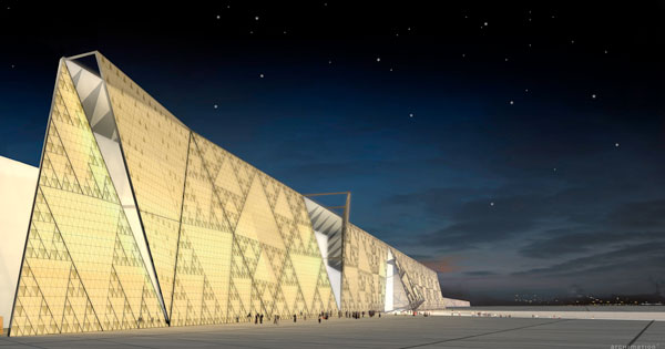 Gran Museo Egipcio, int3