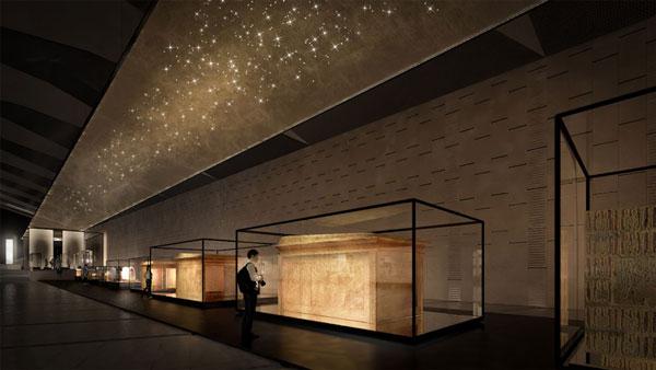 Gran Museo Egipcio, int4