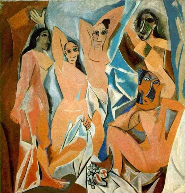 Pablo Picasso, int4