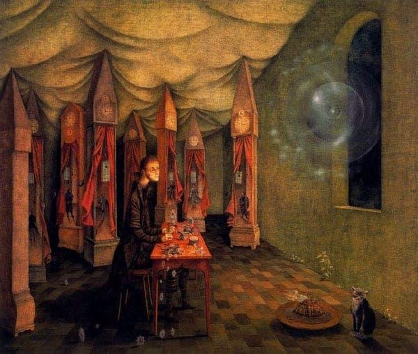 Remedios Varo regresa al Museo de Arte Moderno, int1
