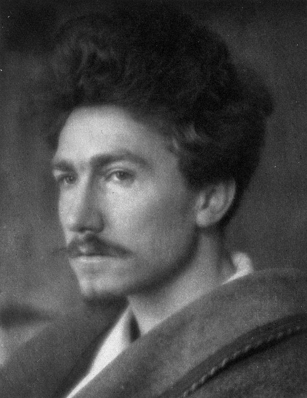 Ezra Pound, int1