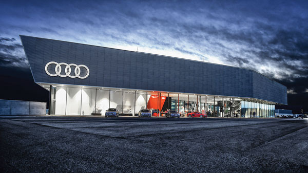 Audi driving experience center, int4