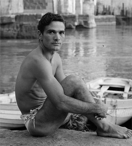 Pier Paolo Pasolini, int1