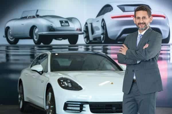 Director General de Porsche, int1