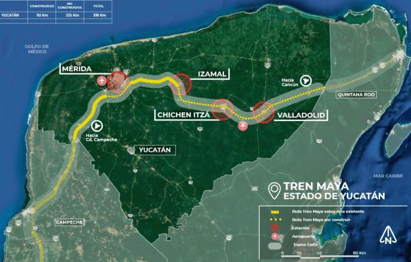Tren Maya, int1