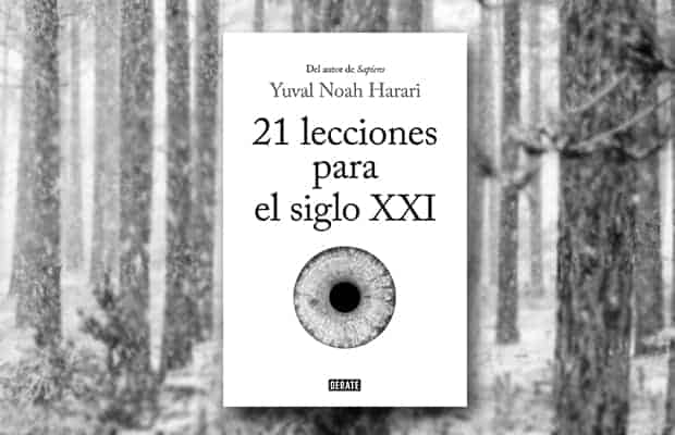 Los mejores libros de 2018 según Apple Books, 21 lecciones para el siglo XXI de Yuval Noah Harari