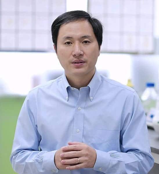 bebés genéticamente modificados, He Jiankui