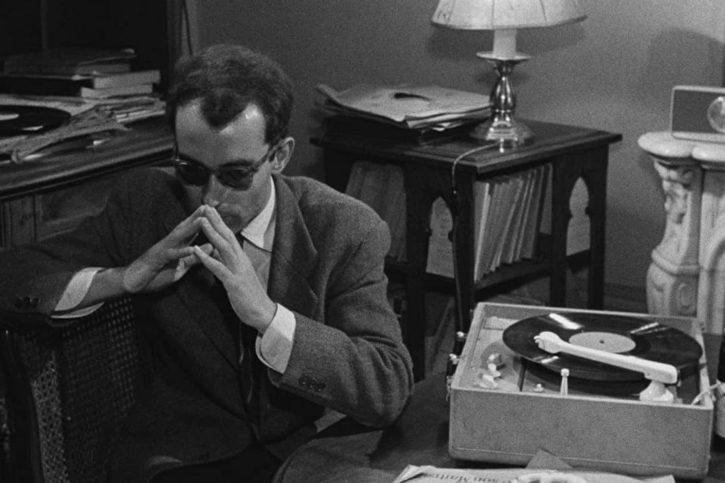 Jean-Luc Godard, int1