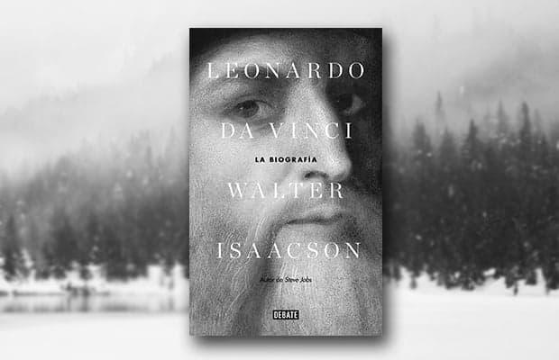 Los mejores libros de 2018 según Apple Books, Leonardo Da Vinci de Walter Isaacson
