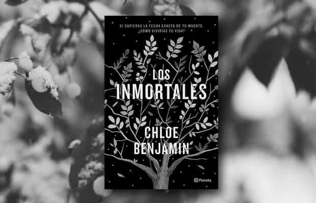 Los mejores libros de 2018 según Apple Books, Los inmortales de Chloe Benjamin
