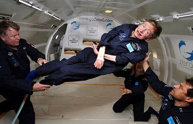 Muertes del 2018, grandes personajes: Stephen Hawkings