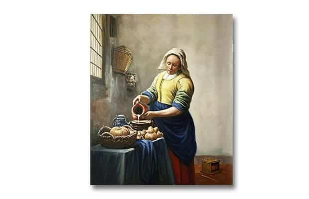 Johannes Vermeer, int2