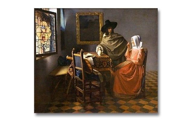Johannes Vermeer, int1