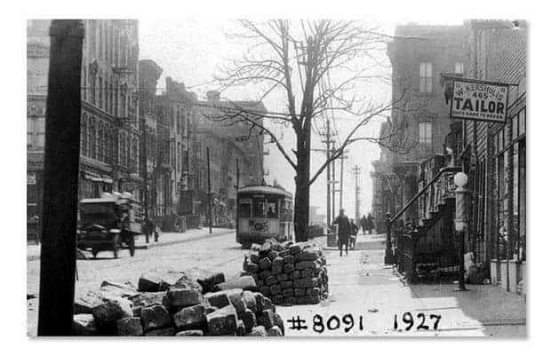 Al Capone, Brooklyn