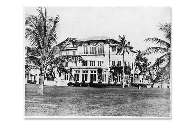 Al Capone, Palm Island