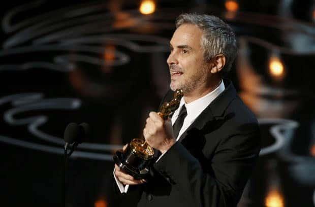 Alfonso Cuarón oscares, Mexicanos Oscar