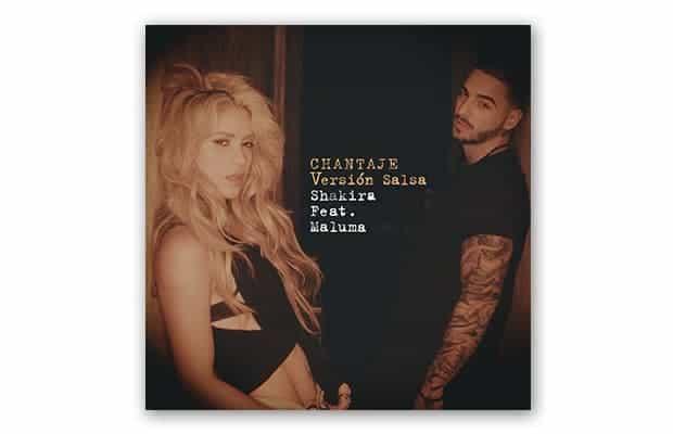 cómo se hace hit masivo, chantaje Shakira y Maluma