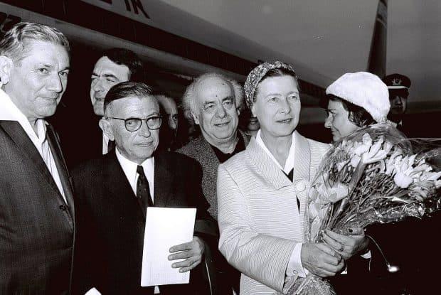 Simone de Beauvoir biografia