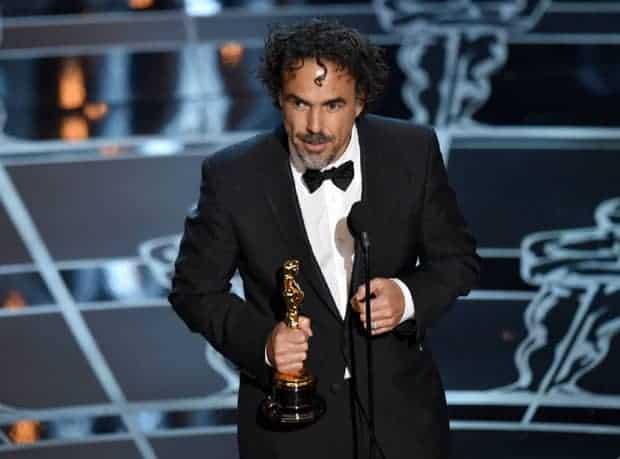 Mexicanos Oscar Iñárritu