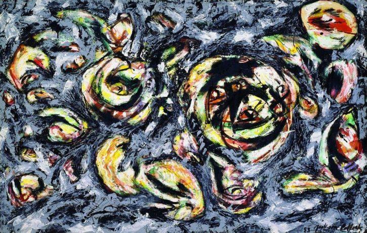 Jackson Pollock, int3