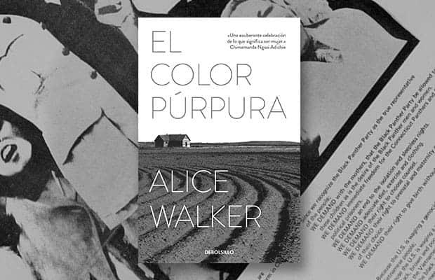 libros feministas, el color púrpura