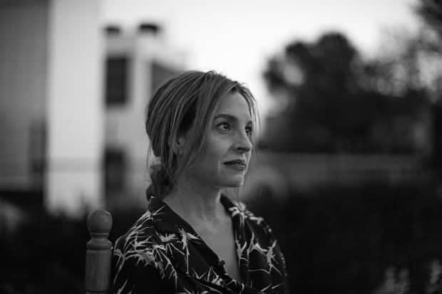 Marina de Tavira protagonista de Roma sesión de fotos