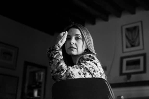 Marina de Tavira protagonista de Roma retrato