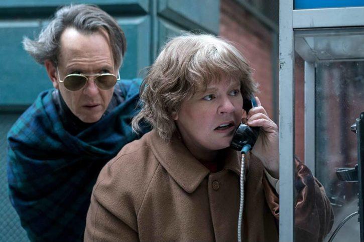 películas que debieron ser nominadas al Oscar, can you ever forgive me