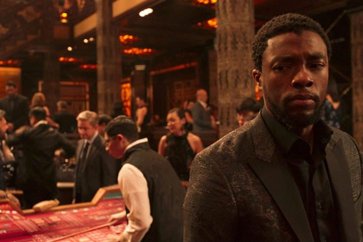 películas que debieron ser nominadas al Oscar, black panther