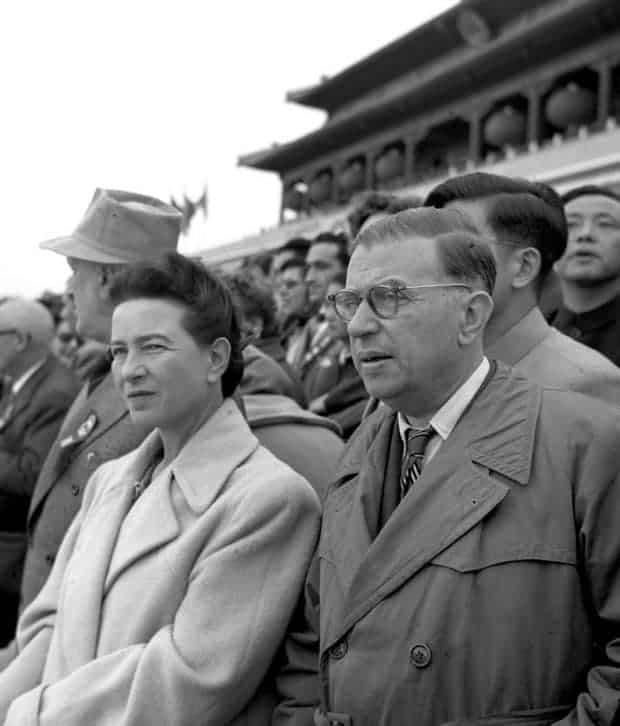 Simone de Beauvoir urss